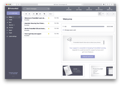 11 Best Free Email Accounts for 2019
