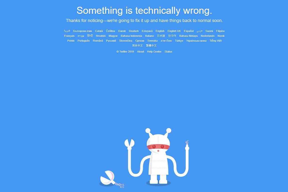Is Twitter Down   Or Is It Just You?