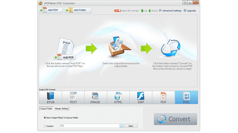 Free PDF to Word Converters