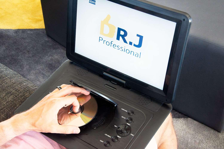 DR. J Professional 14.1