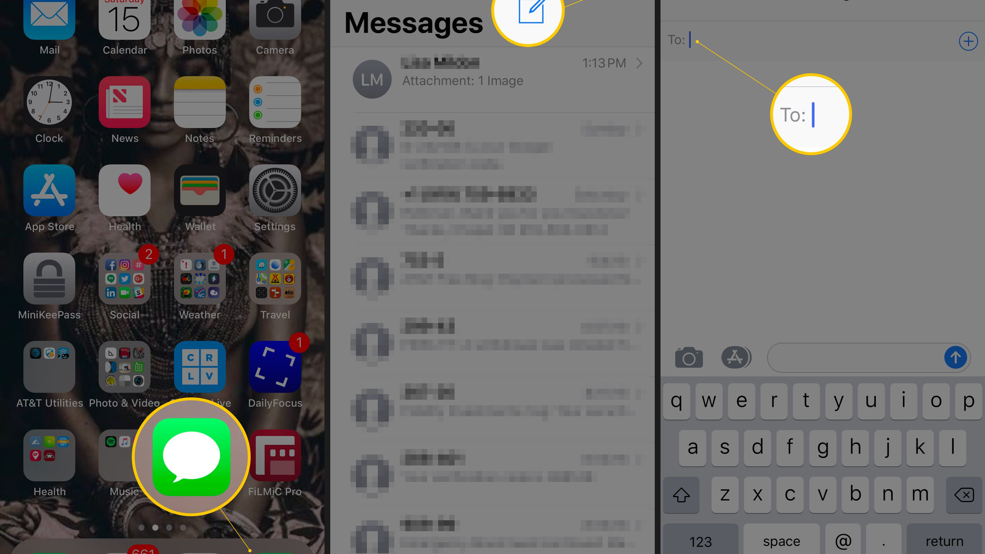 How To Text A Gif On Iphone And Android