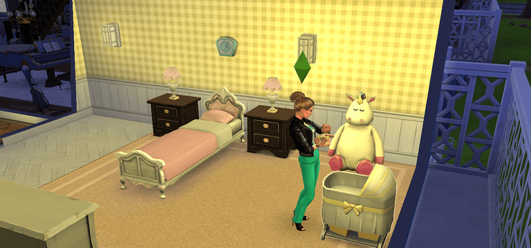 The Sims' Babies