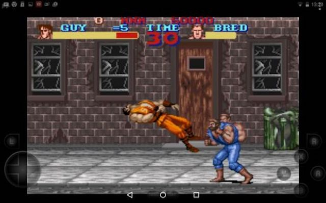 SNES9x EX+ brings old-school gaming to Android devices on the go.