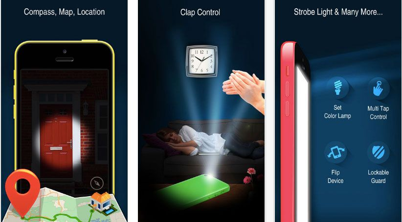 The 6 Best Flashlight Apps