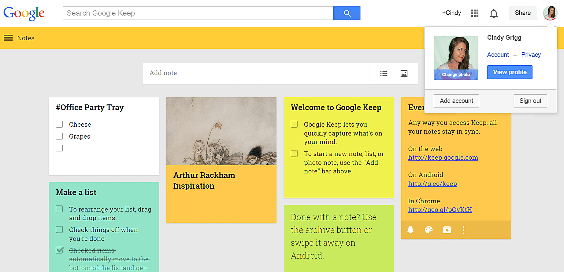 Maximize Google Keep's Note-Taking Potential