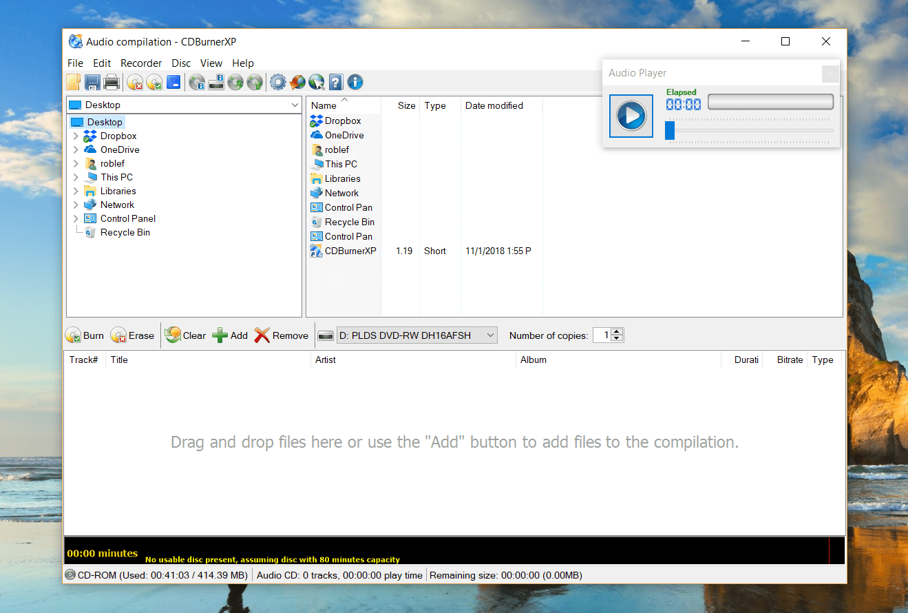 dvd creator software free download windows 7