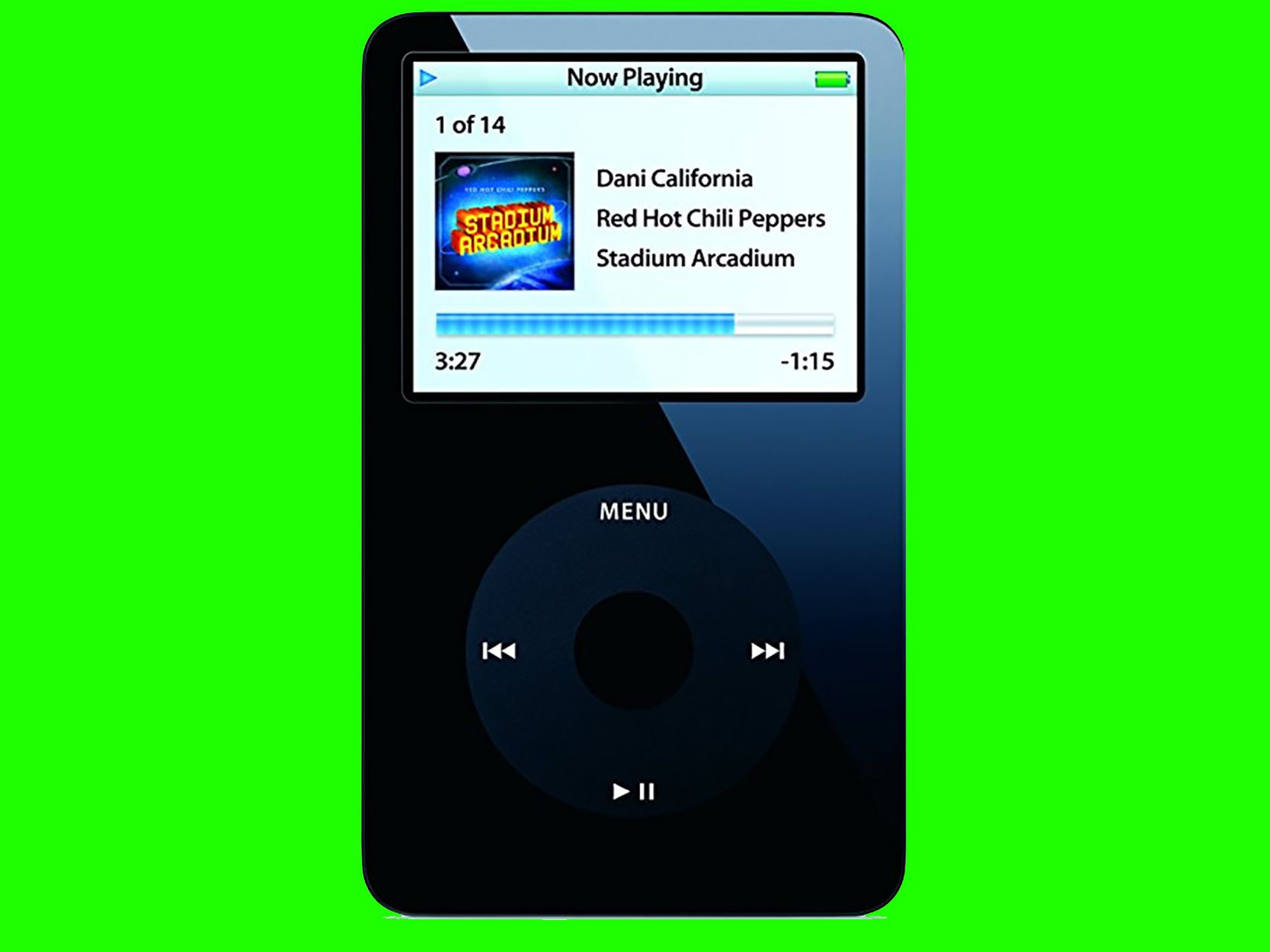 How To Turn Off A Video Ipod
