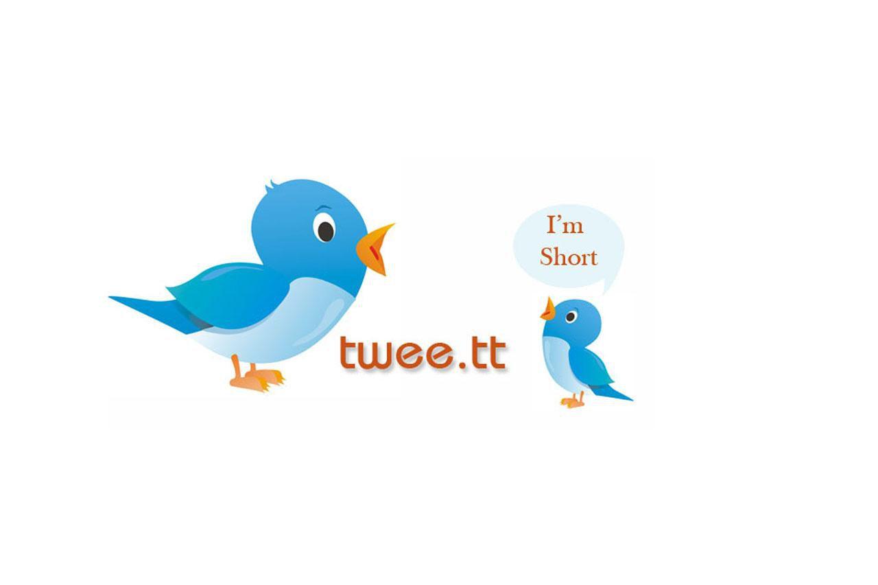Twitter URL Shortener Twee.tt