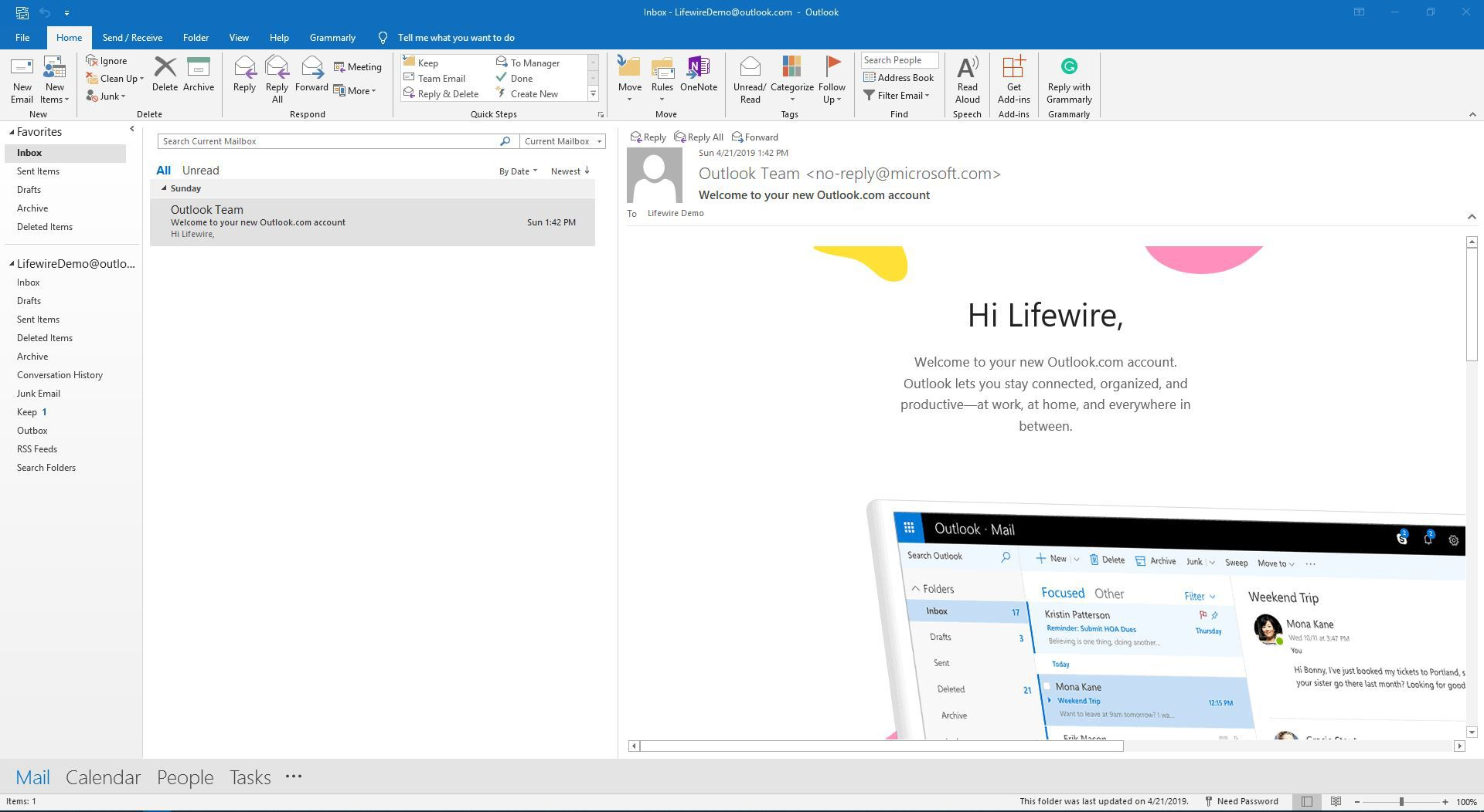 How to Use an Image for an Outlook Signature