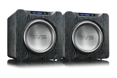 SVS SV-4000 Dual Subwoofer Option