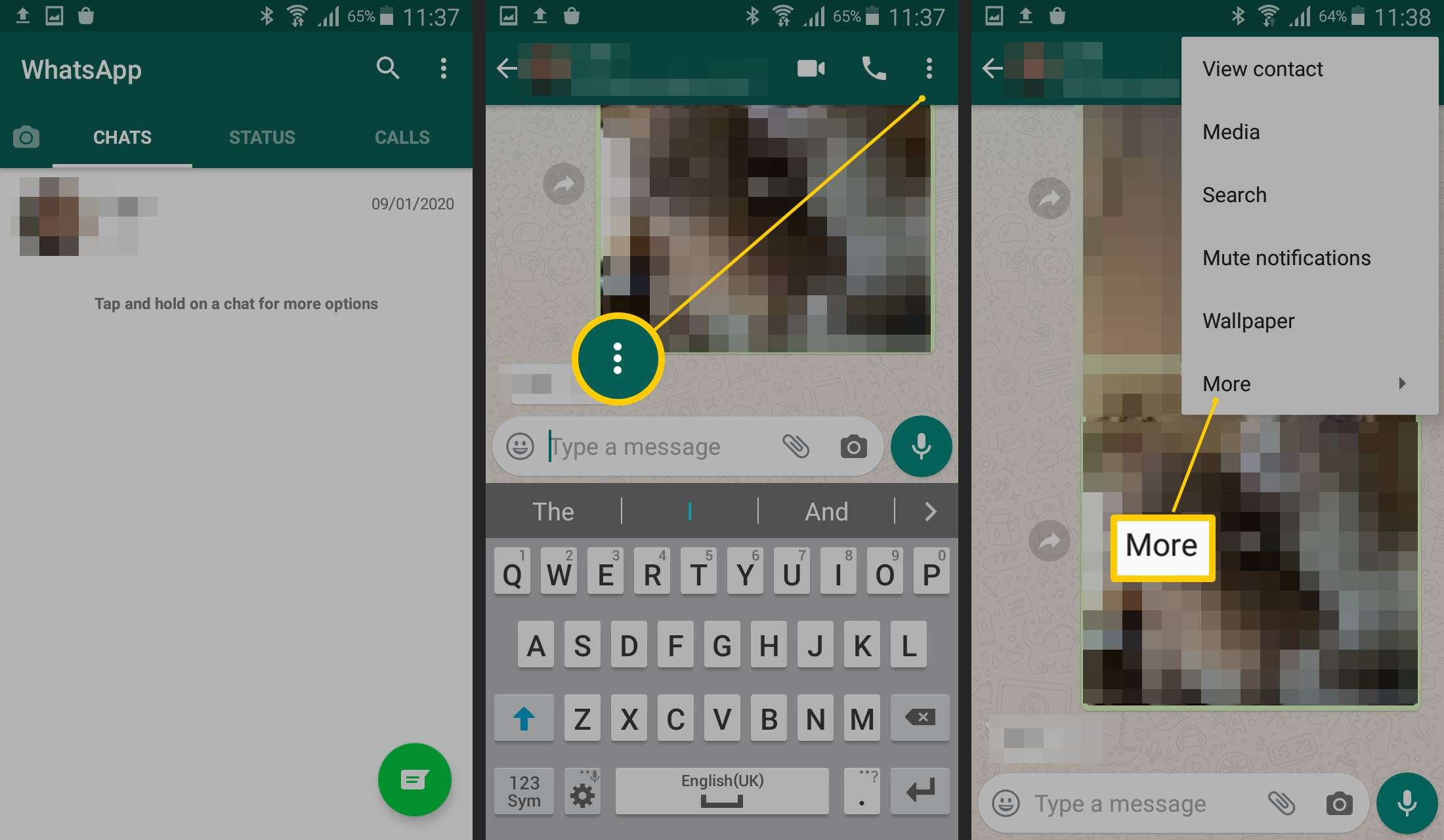 Move WhatsApp Chat History from Android to iPhone 6 Plus/6