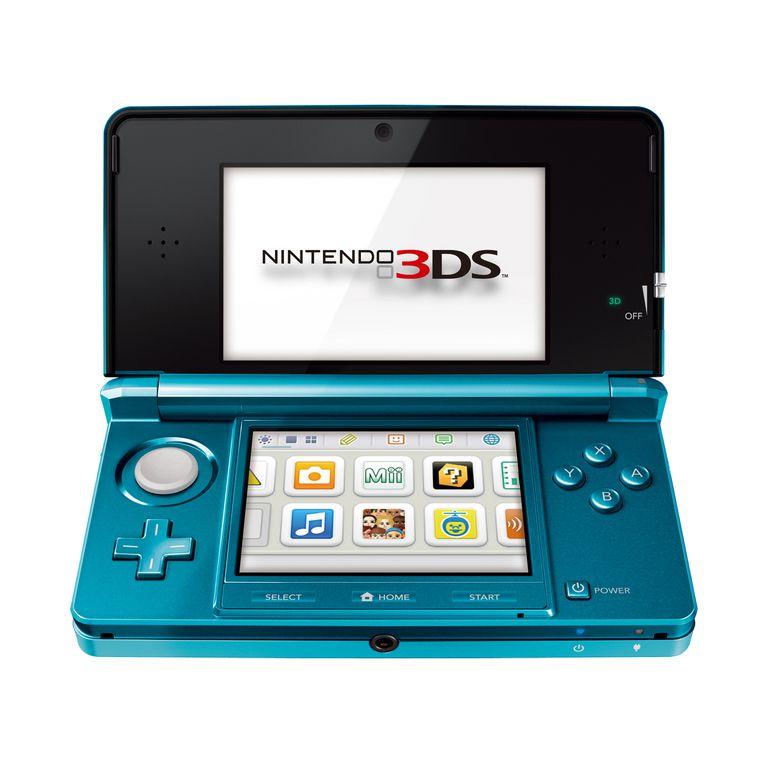 Nntendo 3DS console