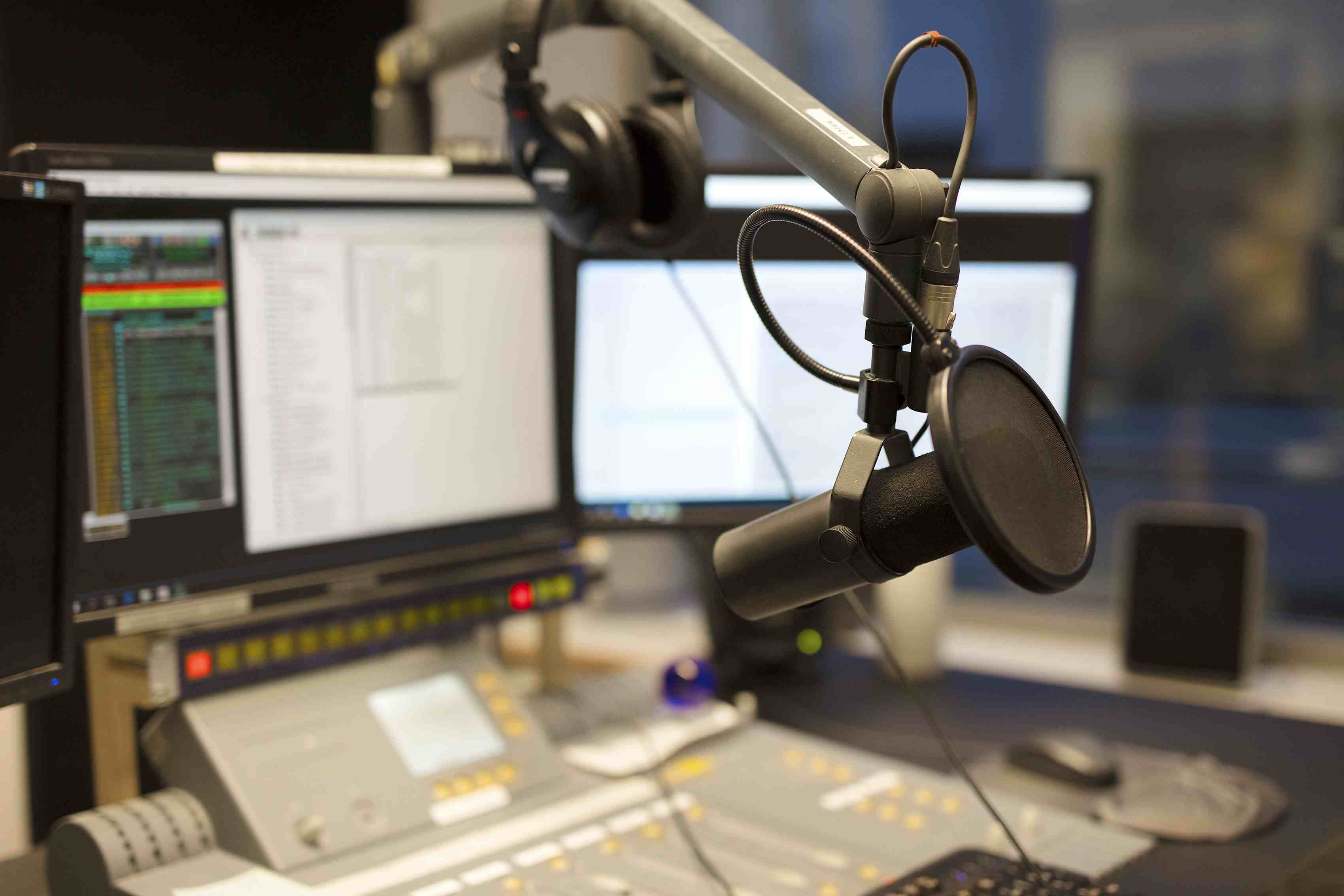 Radio Station Equipment: An Introduction