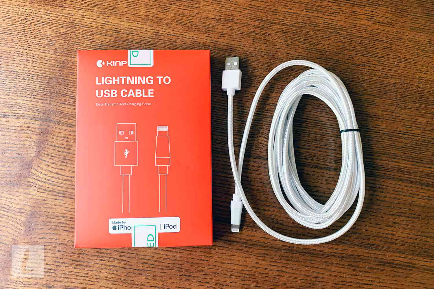 Kinps 10-foot Lightning Cable