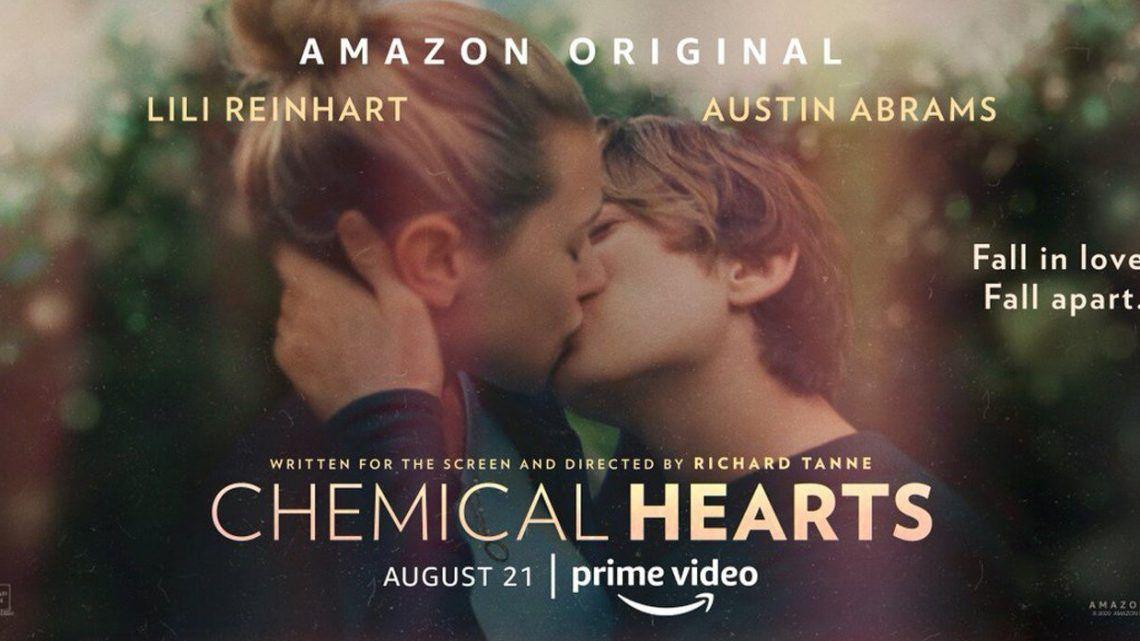 Chemical Hearts Amazon originbal movie promo image