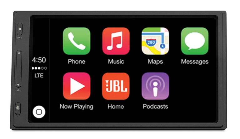 JBL Legend CP100 CarPlay unit