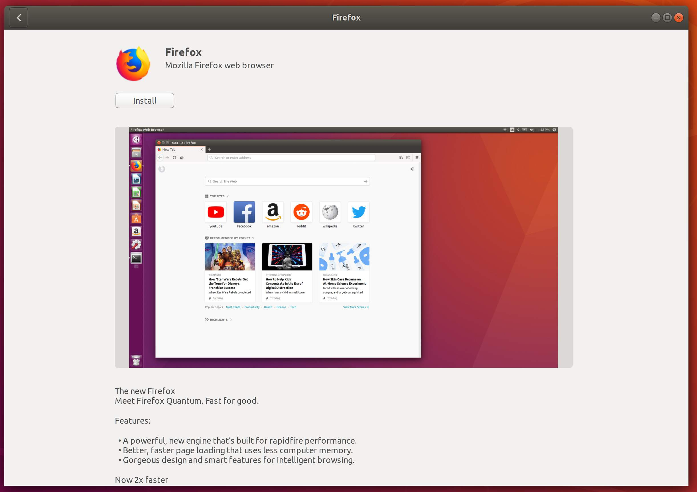 centos install firefox browser
