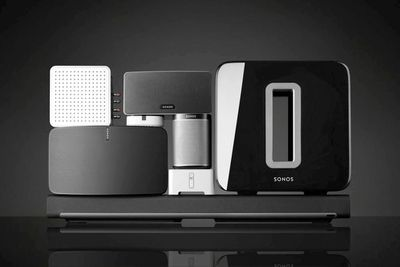 SONOS Product Examples