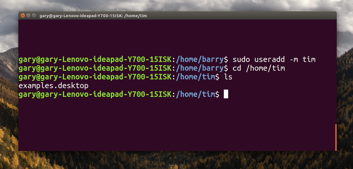 How To Create Users In Linux Using The Useradd Command