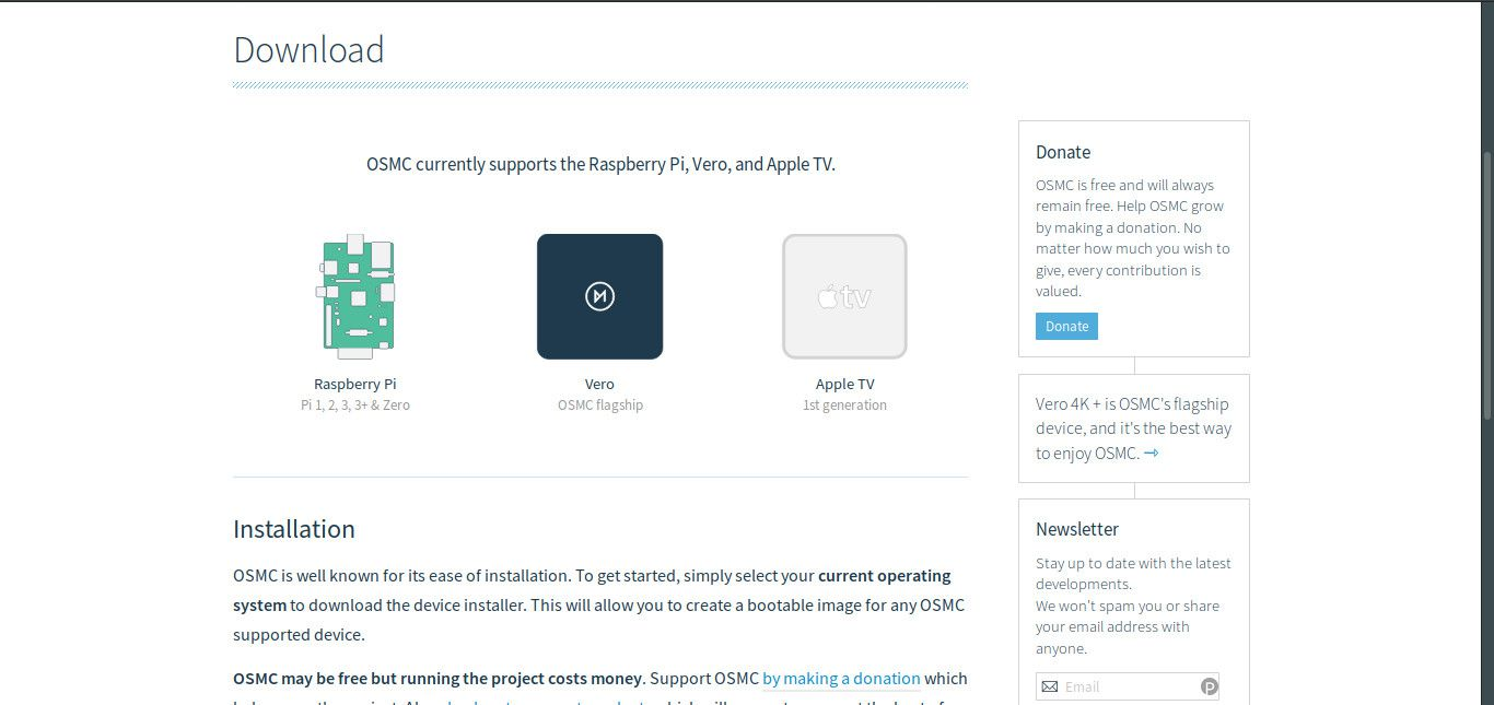 How to Build a Raspberry Pi Media Center
