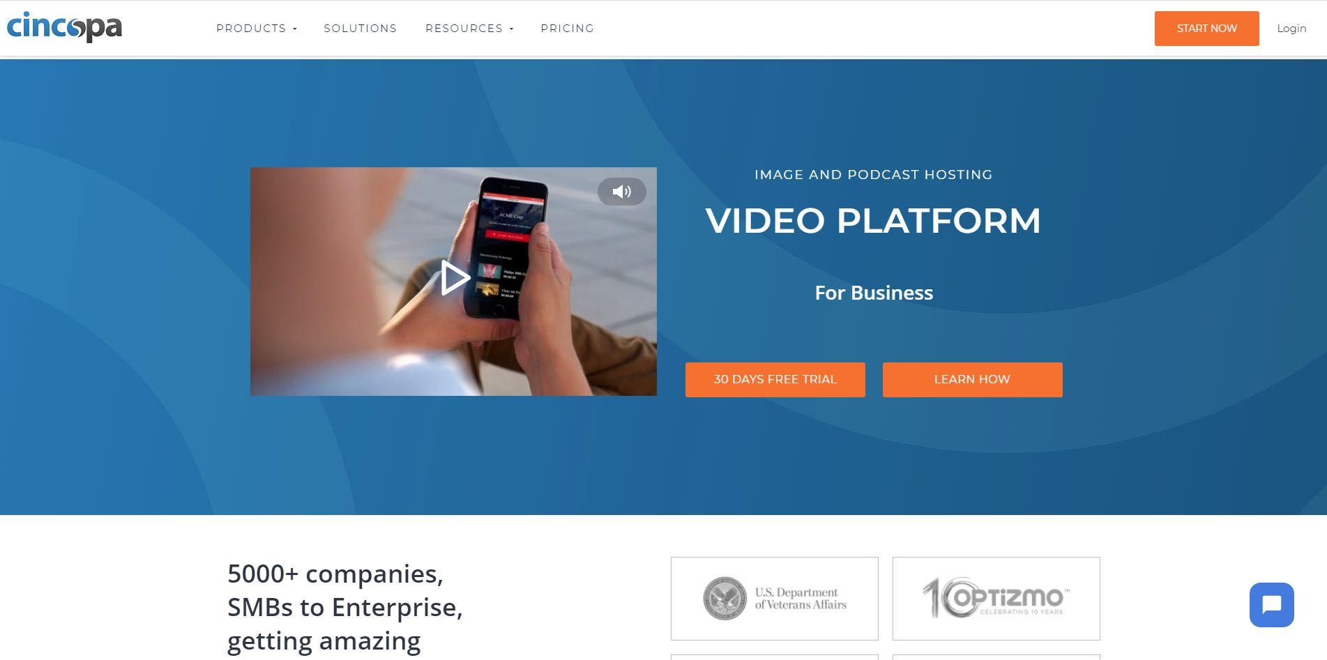 Cincospa website.