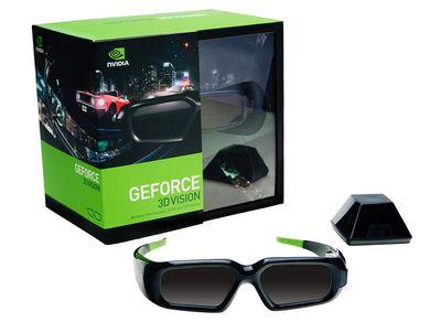 NVIDIA 3D Vision glasses