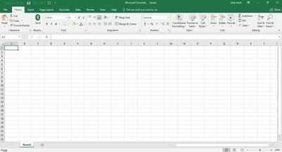 Formula Bar (fx bar) in Excel and Google Sheets
