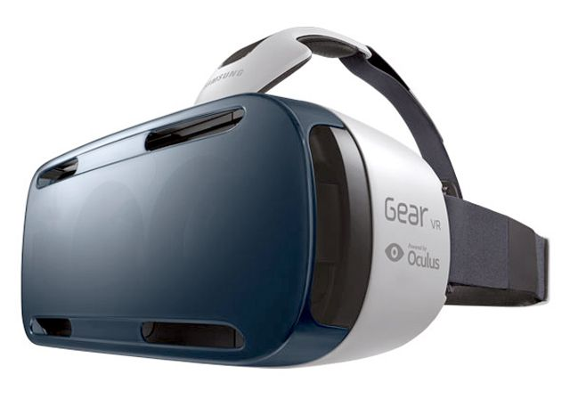 Samsung GearVR Virtual Reality System For Galaxy Note 4