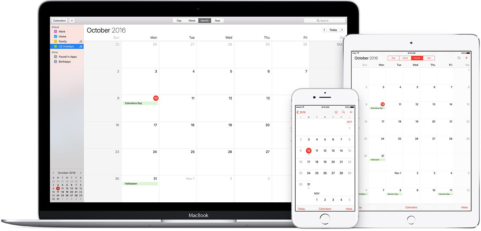 The 5 Best Shared Calendar Apps