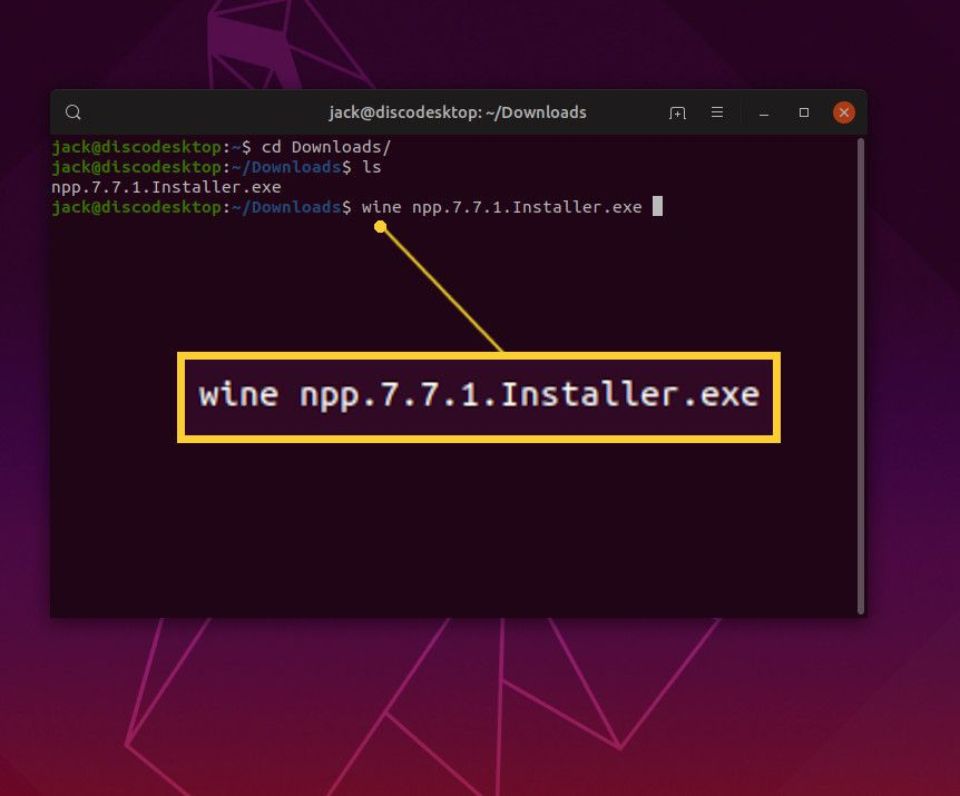 How To Install And Use Wine To Run Windows Apps On Linux
