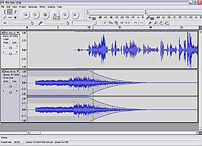 Review of Audacity Audio Editor