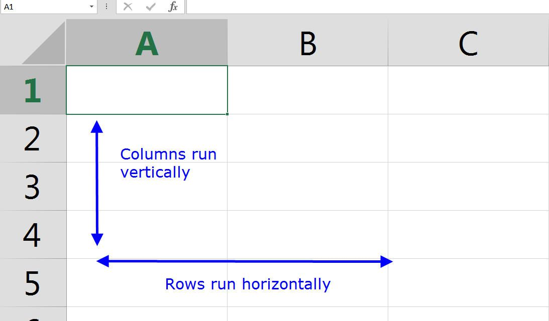 This is a graphic of Wild Printable Columns and Rows