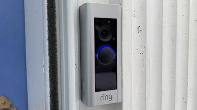 The Ring Video Doorbell Pro
