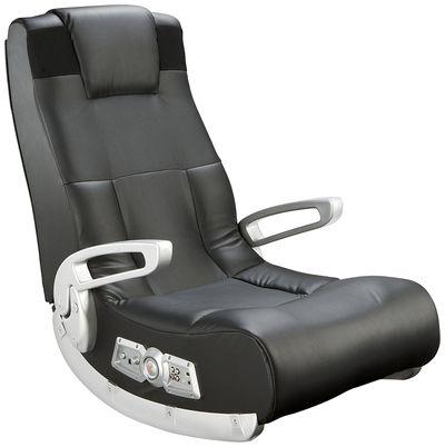X Rocker 5143601 II Video Gaming Chair , Wireless , Black