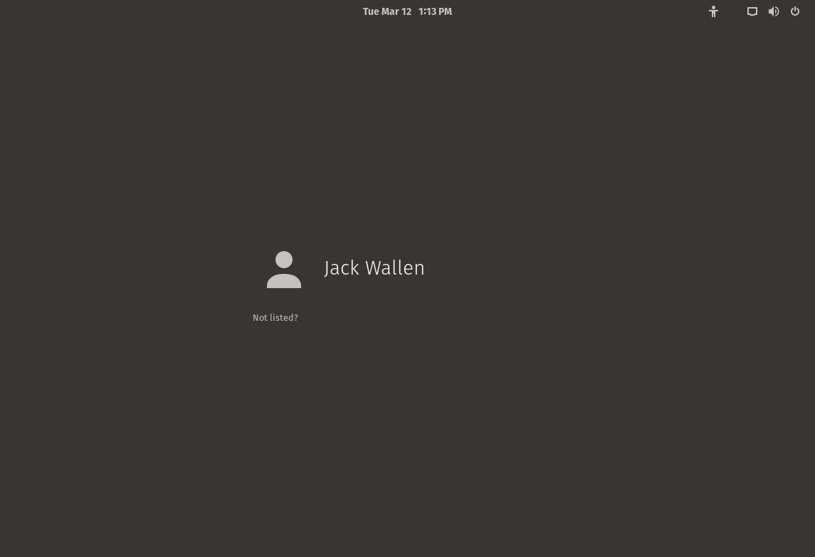 How to log into GNOME, KDE Plasma, and Cinnamon