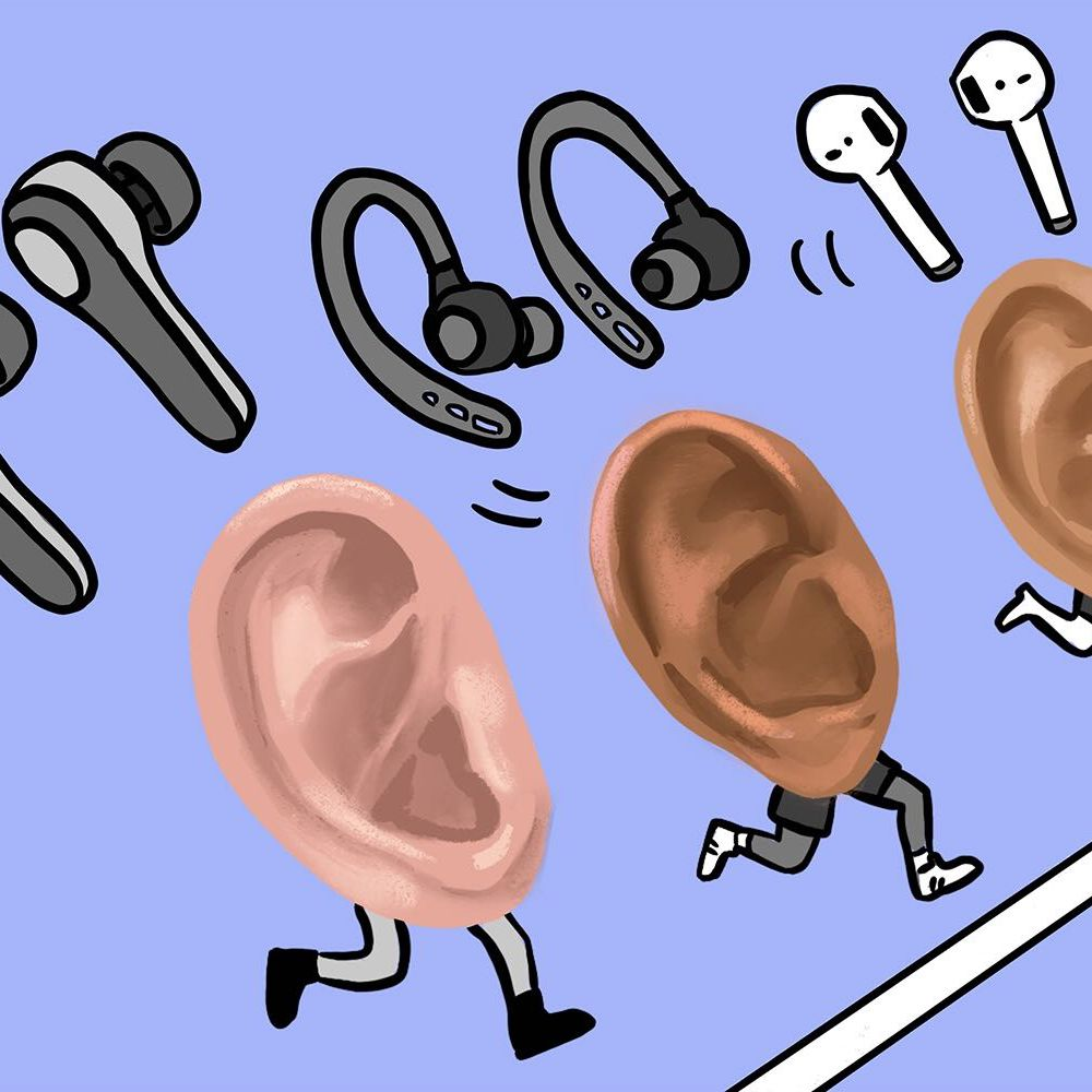 The Earbuds Are Coming for You
