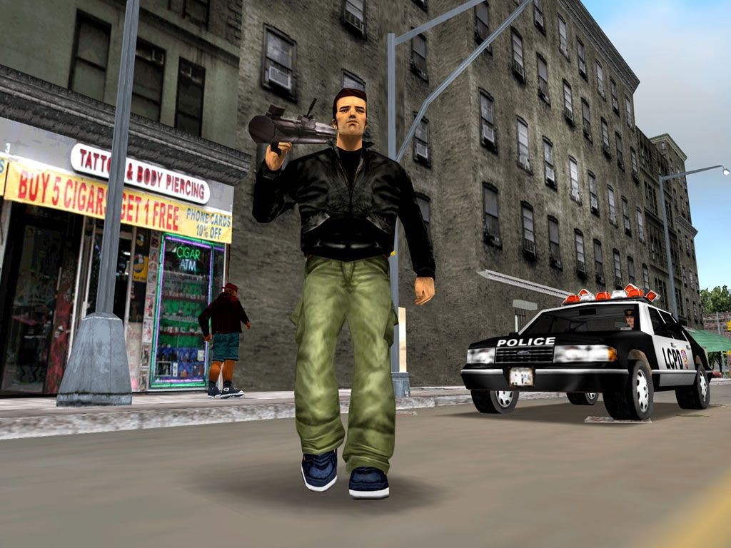 Grand Theft Auto' Video Game Series