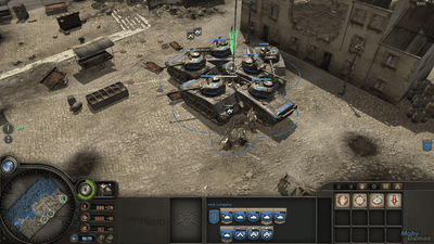 company of heroes mods blitzkrieg download