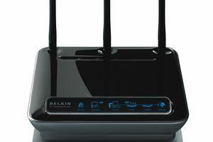 Belkin N1 Wireless Router