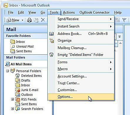 """Select """"Tools 