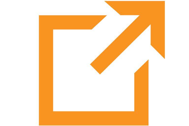 External Link symbol