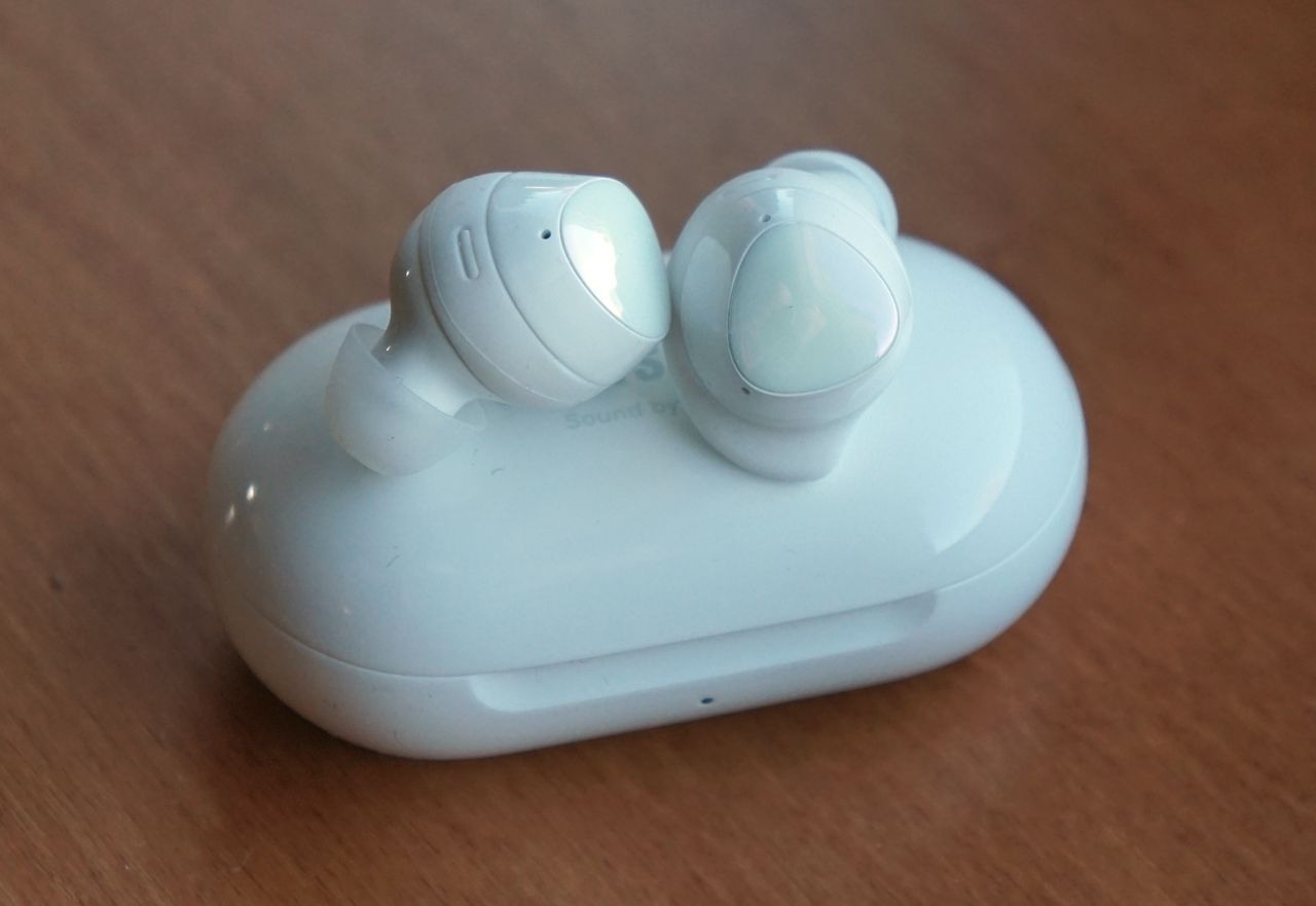 Samsung Galaxy Buds+ Have Awesome Battery Life and a Great Fit