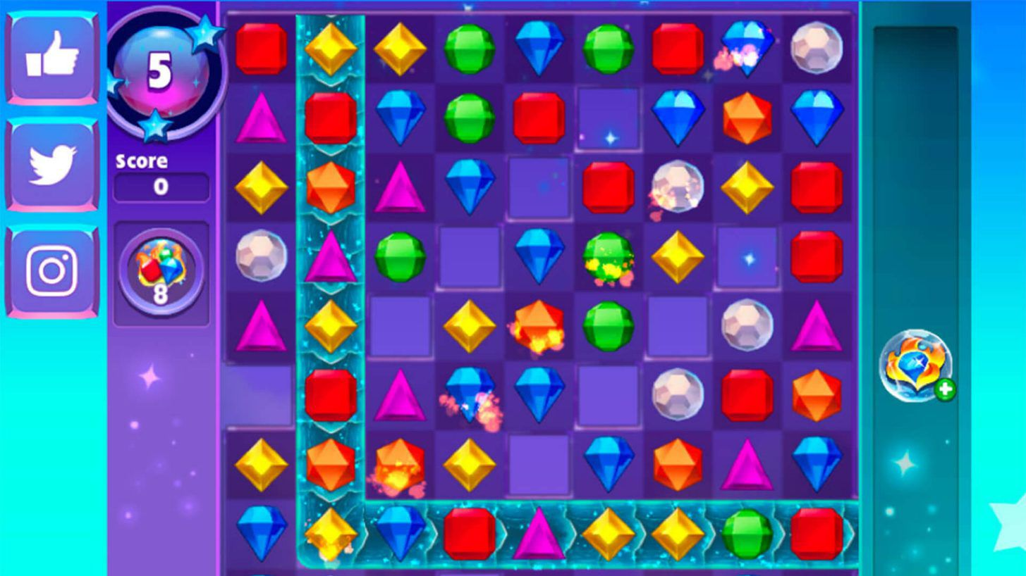 Bejeweled Blitz for iOS Free download and software