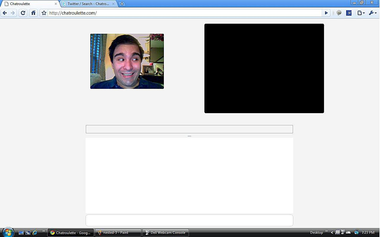 A Look at Chatroulette