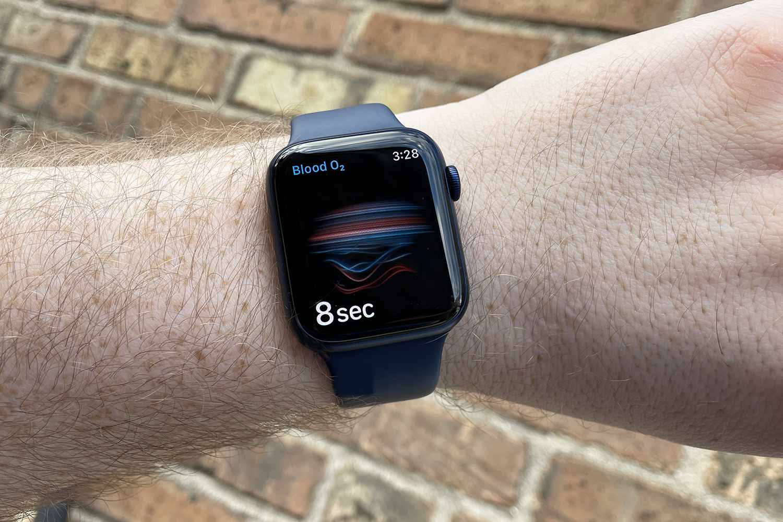 Apple Watch Blood