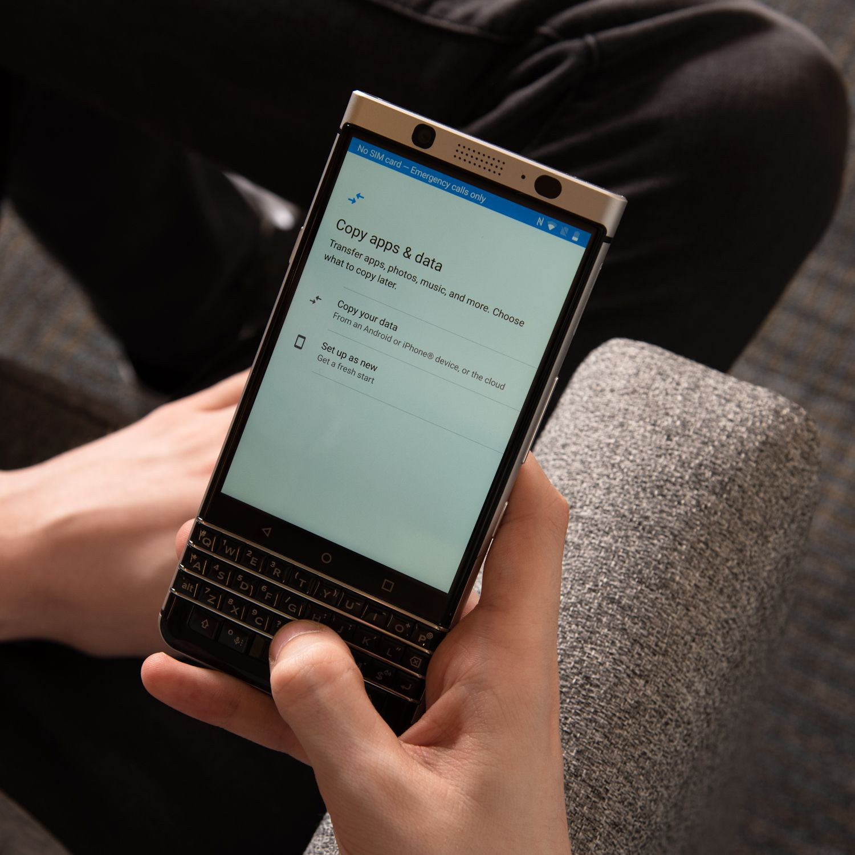 Smartphone BlackBerry: stop alla produzione?