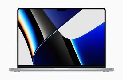 Apple MacBook Pro computer.