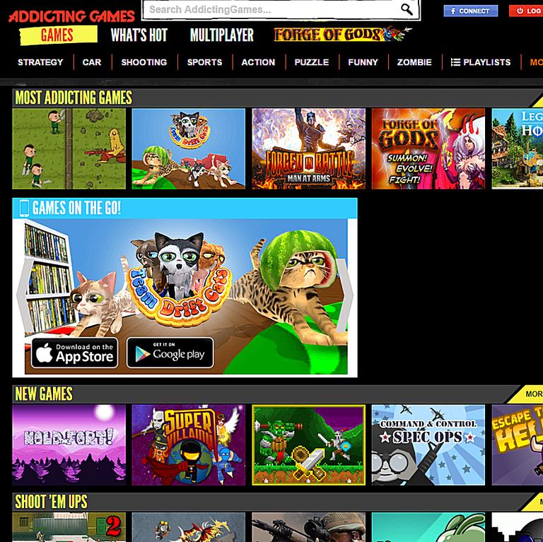 Free Online Gaming Sites No Download