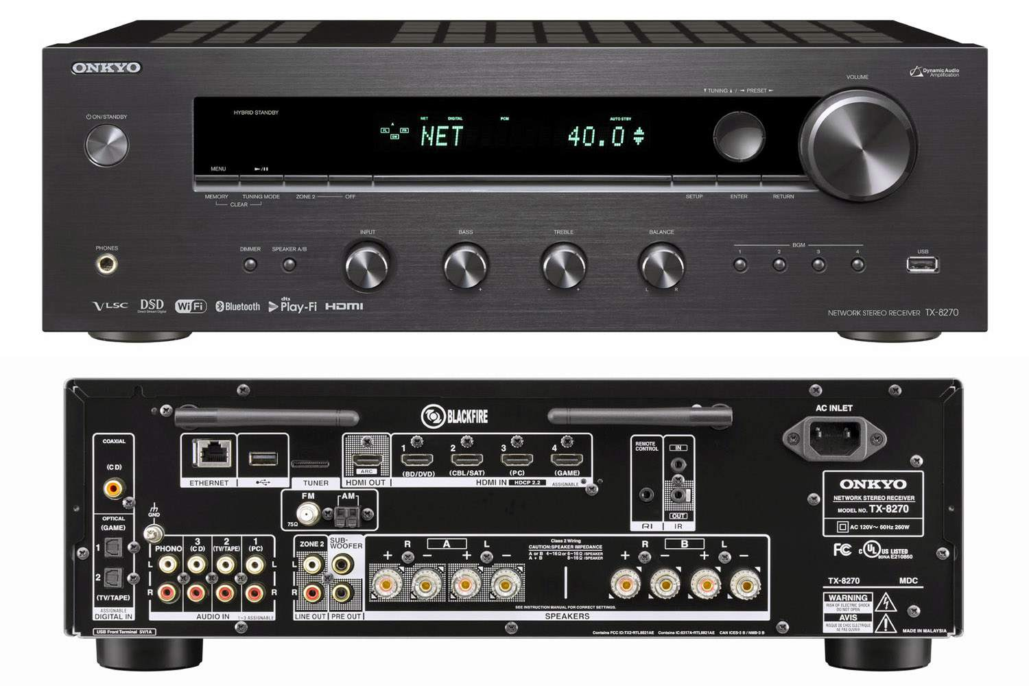 The Best Two-Channel Stereo ReceiversTo Buy in 2018