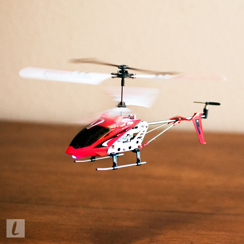 Syma 107G RC Helicopter